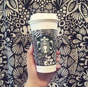 User Generated Content Starbucks